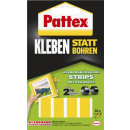 pattex adhesive strips pxms1