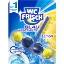 Großhandel Reinigung: WC Frisch blauspüler lemon wb1
