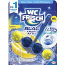 Großhandel Reinigung: WC Frisch blauspüler lemon w1f1
