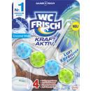 Großhandel Haushalt & Küche: WC Frisch kraft aktiv coconut w1c9