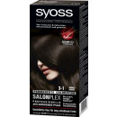 syoss color dark brown sy310