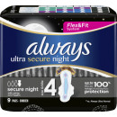 Always Ultra secure night 9er