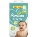 Pampers baby dry giga gr.3 136er