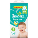 Pampers baby dry giga gr.4 120er