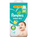 Pampers baby dry giga gr.4 + 112er