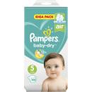 Pampers baby dry giga gr.5 108er