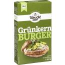 bauck bio green core burger 160g bag