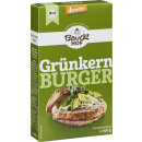 bauck organic grunkern-burger 160g bag