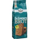 bauck organic black bread 500g bag