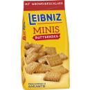 Großhandel Nahrungs- und Genussmittel: Bahlsen Leibniz mini-bu.-keks150g Beutel