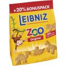 Bahlsen leibniz zoo 125g bag
