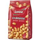 Lorenz peanuts ger. Gezouten 200g zak