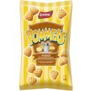 Großhandel Süßigkeiten: Lorenz pommels gesalzen 75g Beutel