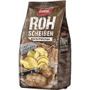 Lorenz raw slices of rock salt 120g bag