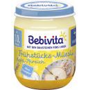 grossiste Aliments et boissons: Bebivita fm pomme pêche 10 m, pot 160g