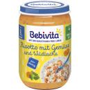 Bebivita menu bio ris / salmon 220g glass