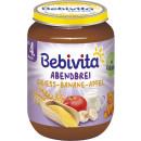 Großhandel Nahrungs- und Genussmittel: Bebivita abendbr.banane 190g Glas