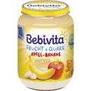 Großhandel Nahrungs- und Genussmittel: Bebivita duo apfel/ban 190g Glas