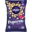 popcorn organiczny słodki 80g