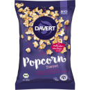 davert organic popcorn sweet 80g