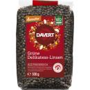 davert organic green lentils 300g