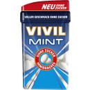 vivil Mini Dragees mint without sugar 49g