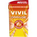 vivil mini dragees orange without sugar 49g