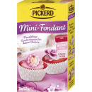 Pickerd Fondant 3x pink red 150g 610