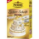 wholesale Food & Beverage: Pickerd zuckerschr.silb.gold 3x25g