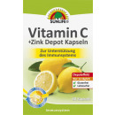 Sunlife vitamin c + zinc caps. 60