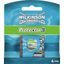 wholesale Drugstore & Beauty: Wilkinson protector 3 blades 4s