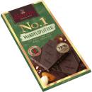 Sarotti no.1 ghana 72% almond 100g bar