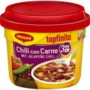 Großhandel Nahrungs- und Genussmittel: Maggi topf ini.chilic.carne380g 671 Becher