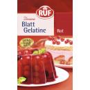 mayorista Alimentacion: hoja de llamada gelatina roja 092