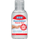 sos hand desinfection gel 50ml Flasche