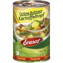 Erasco bohnen-kartoffelt.400g 325 Dose