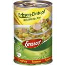 Erasco erbseneintopf mit Würstchen 400g Dose