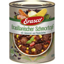 Großhandel Töpfe & Pfannen: Erasco brasil.schmortopf 800g Dose