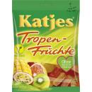 Großhandel Süßigkeiten: katjes tropen-früchte 200g Beutel