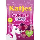Großhandel Süßigkeiten: katjes wunderland pink 200g Beutel