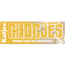 wholesale Other: katjes chocjes sea caramel 50g bar