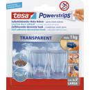 Großhandel Haushalt & Küche: tesa Tesa Powerstrips transp.