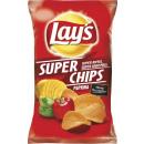 lays superchips paprika 175g bag