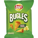 lays bugles nacho cheese 100g bag