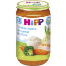 Großhandel Nahrungs- und Genussmittel: hipp menü bio pute 250g Glas