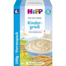 hipp mb organic ki-griess 500g