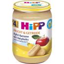 hipp Frucht&Getreide bio ap/ba/kek190g Glas