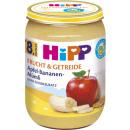 hipp Frucht&Getreide bio ap/ba/mü190g Glas