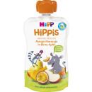 hippis organic mango 100g