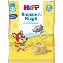 Großhandel Lebensmittel:hipp bio knusper ringe